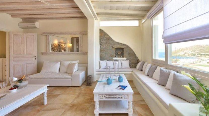 Excellent Sea View Villa at Ornos Mykonos 8