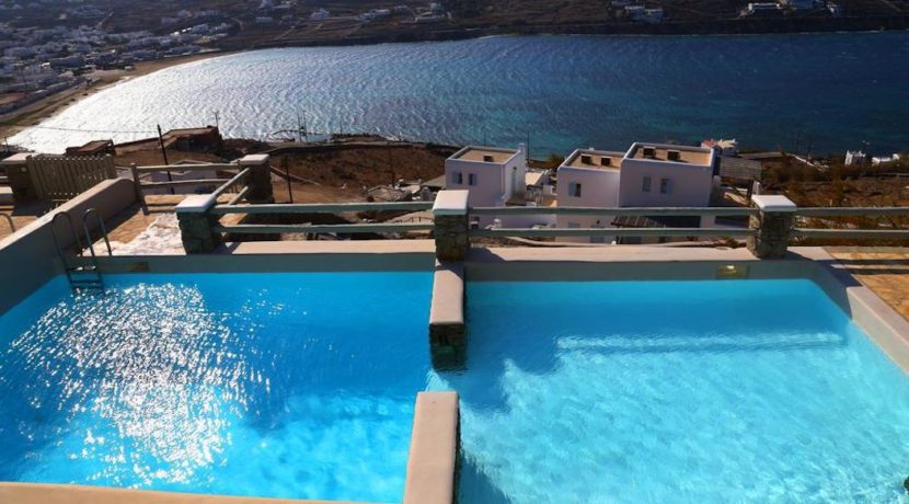 Excellent Sea View Villa at Ornos Mykonos 9