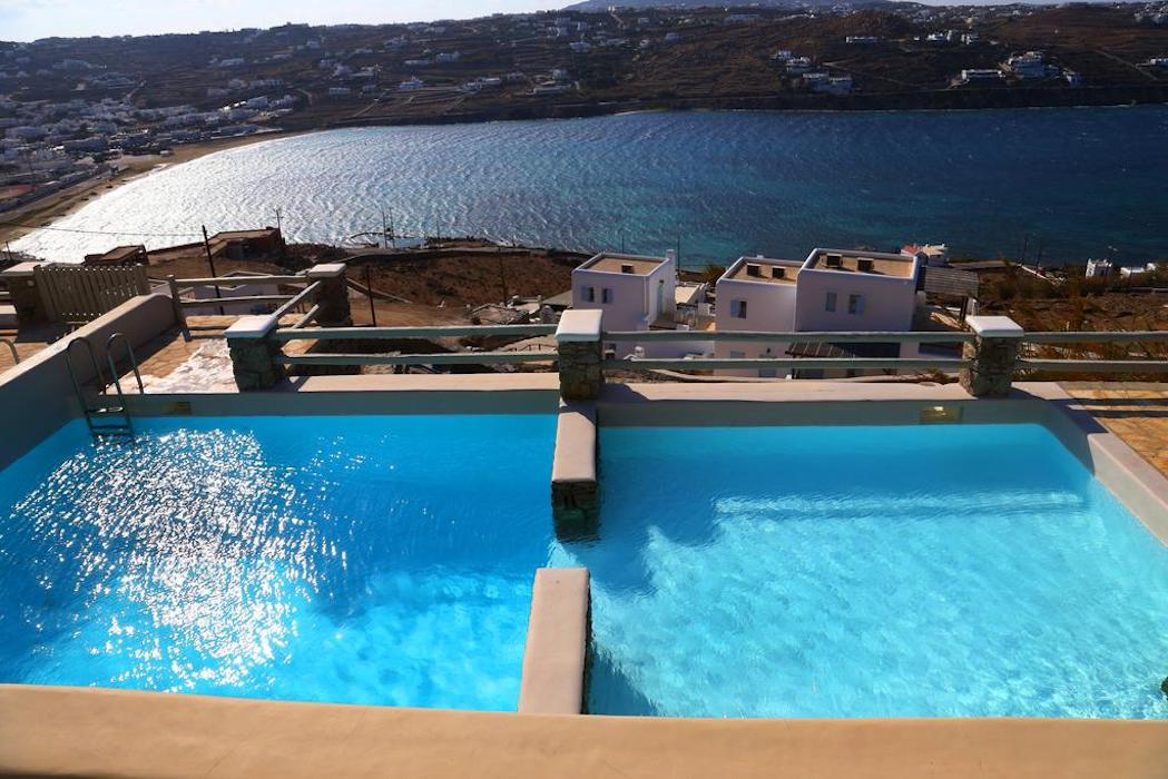 Excellent Villa for Sale Near Ornos Mykonos