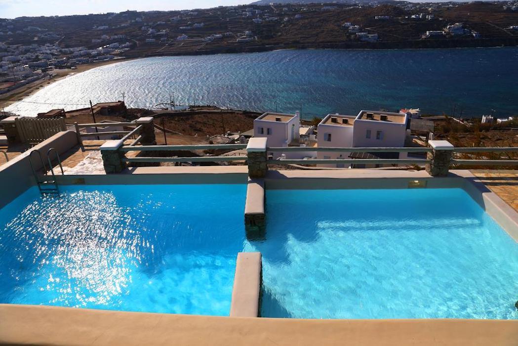 Excellent Villa for Sale Near Ornos Mykonos