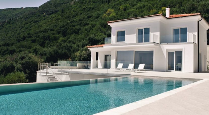 Luxury Villa In Corfu, ability to expand 1