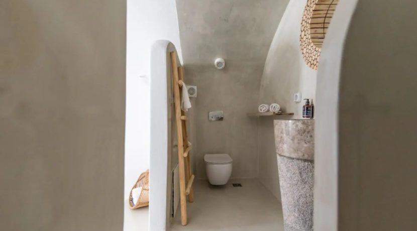 Santorini cave house for sale, traditional cave house Santorini for sale 12