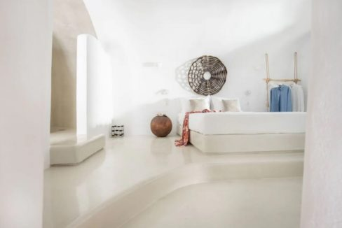 Santorini cave house for sale, traditional cave house Santorini for sale 14