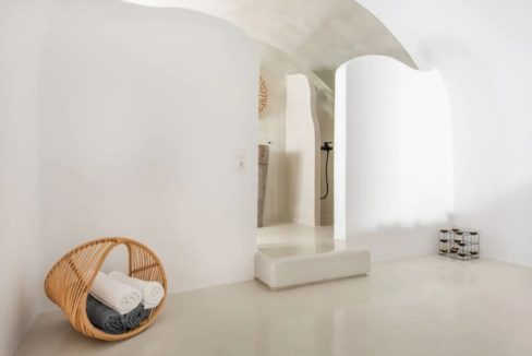 Santorini cave house for sale, traditional cave house Santorini for sale 15