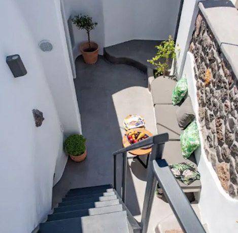 Santorini cave house for sale, traditional cave house Santorini for sale 18