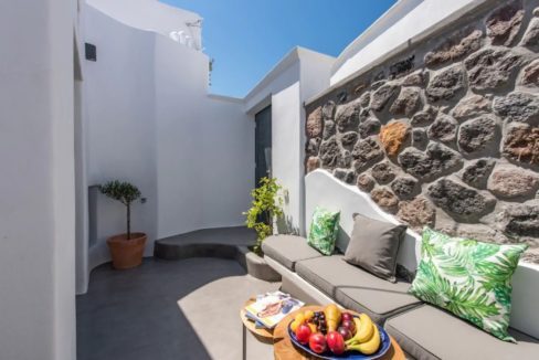 Santorini cave house for sale, traditional cave house Santorini for sale 19