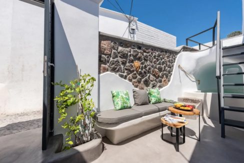 Santorini cave house for sale, traditional cave house Santorini for sale 21