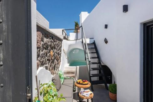 Santorini cave house for sale, traditional cave house Santorini for sale 22