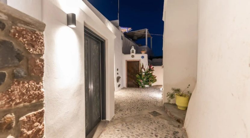 Santorini cave house for sale, traditional cave house Santorini for sale 6