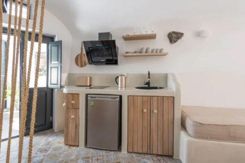 Santorini cave house for sale, traditional cave house Santorini for sale 7