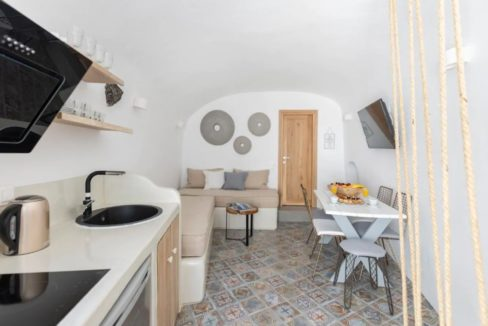 Santorini cave house for sale, traditional cave house Santorini for sale 8