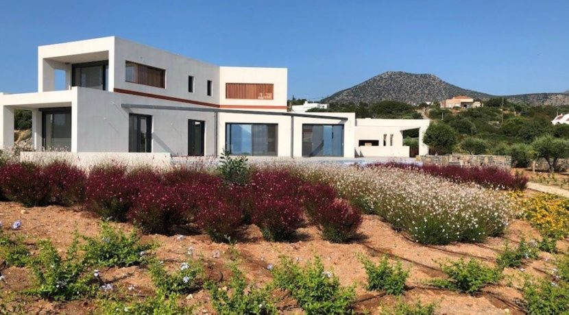 Seafront Luxury Villa 450 m² in Crete, Agios Nikolaos:Amazing location, just in front the amazing sea. Super luxury villas on the sea at Crete 12