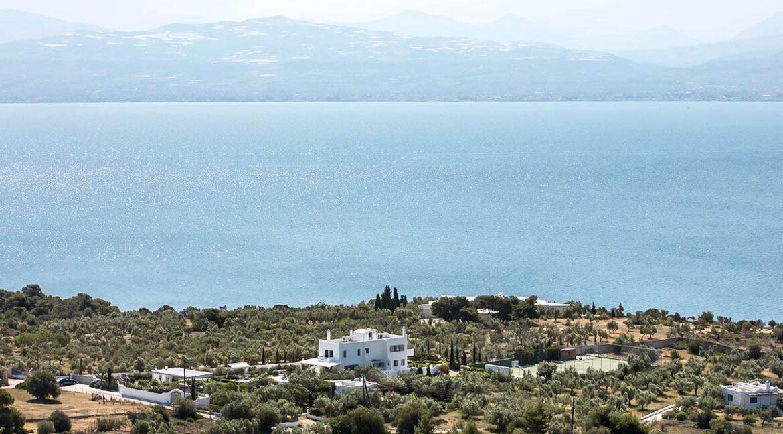 Seafront Luxury Villa Loutraki Attica Athens for sale 1