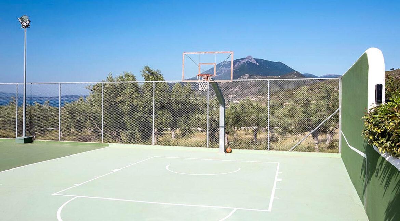 Seafront Luxury Villa Loutraki Attica Athens for sale 21