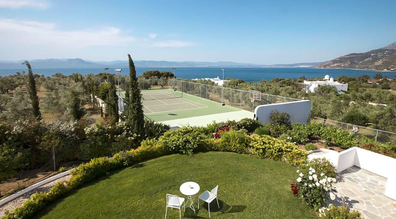 Seafront Luxury Villa Loutraki Attica Athens for sale 22