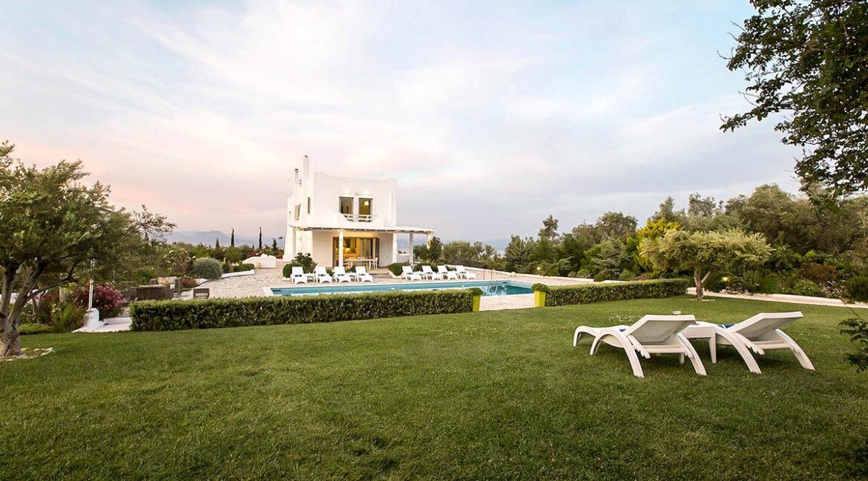 Seafront Luxury Villa Loutraki Attica Athens for sale 26