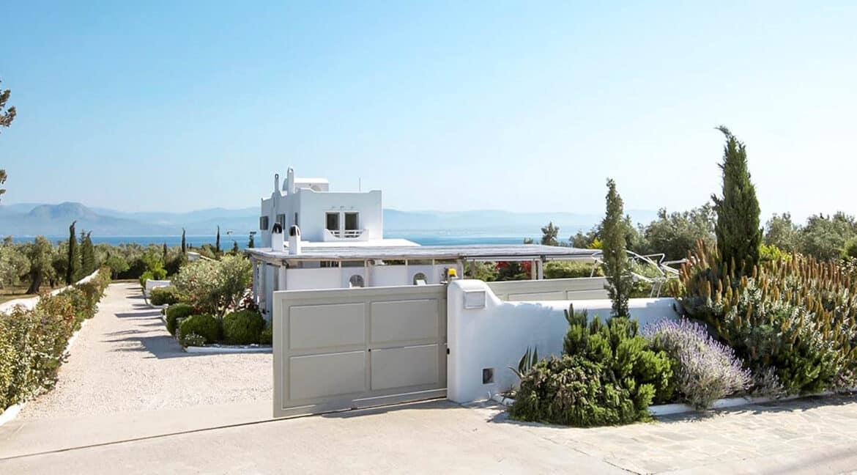 Seafront Luxury Villa Loutraki Attica Athens for sale 29