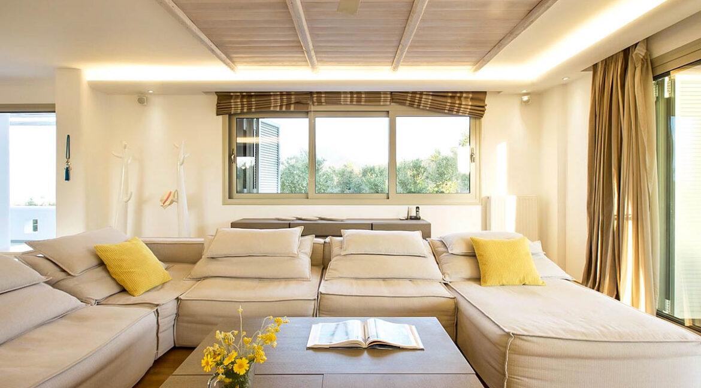 Seafront Luxury Villa Loutraki Attica Athens for sale 3