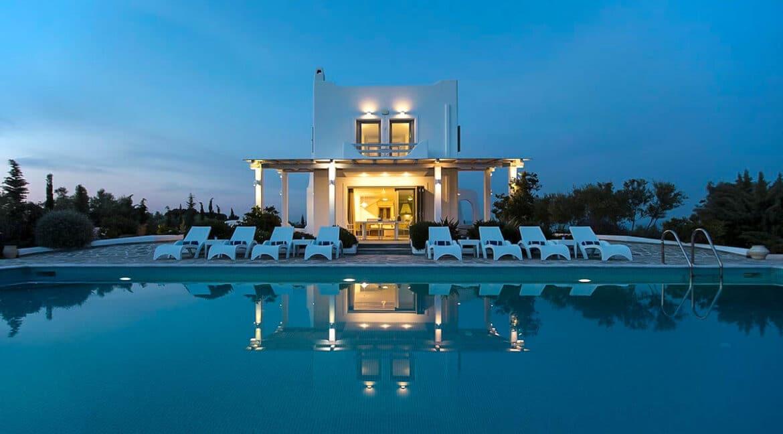 Seafront Luxury Villa Loutraki Attica Athens for sale 30