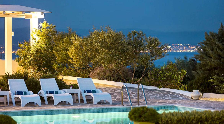 Seafront Luxury Villa Loutraki Attica Athens for sale 34