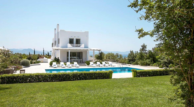 Seafront Luxury Villa Loutraki Attica Athens for sale 36