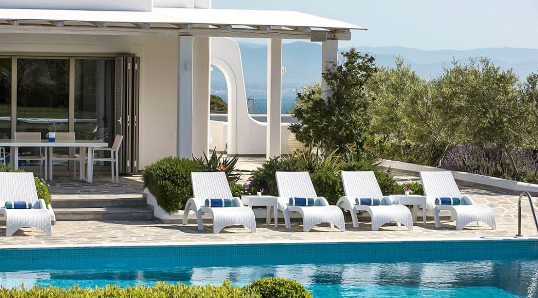 Seafront Luxury Villa Loutraki Attica Athens for sale 38