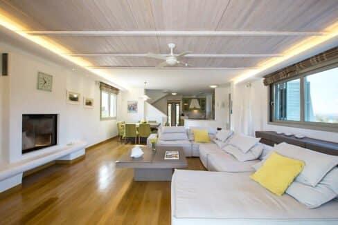 Seafront Luxury Villa Loutraki Attica Athens for sale 4