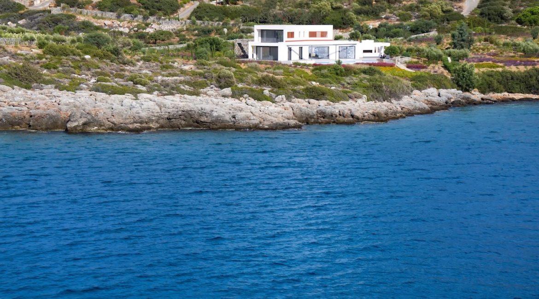 Seafront Luxury Villa in Crete, Agios Nikolaos 2