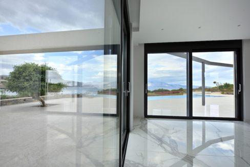 Seafront Luxury Villa in Crete, Agios Nikolaos 5