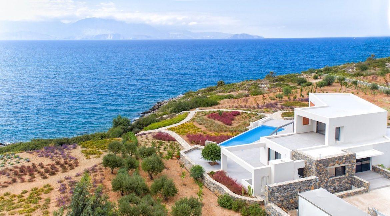 Seafront Luxury Villa in Crete, Agios Nikolaos 7