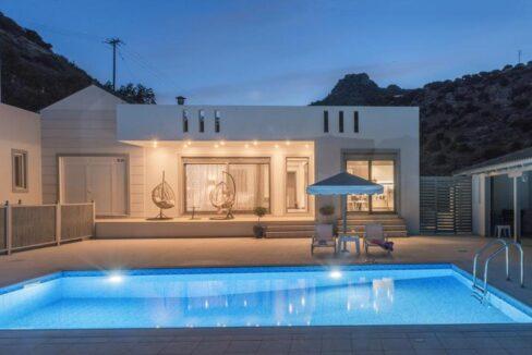 Seafront Villa near Ierapetra in Crete
