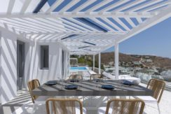 2 Villas at Tourlos Mykonos for sale 13