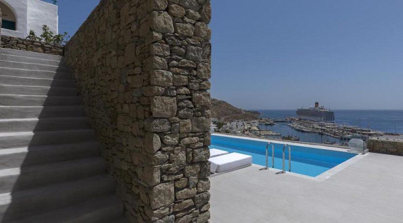 2 Villas at Tourlos Mykonos for sale 14