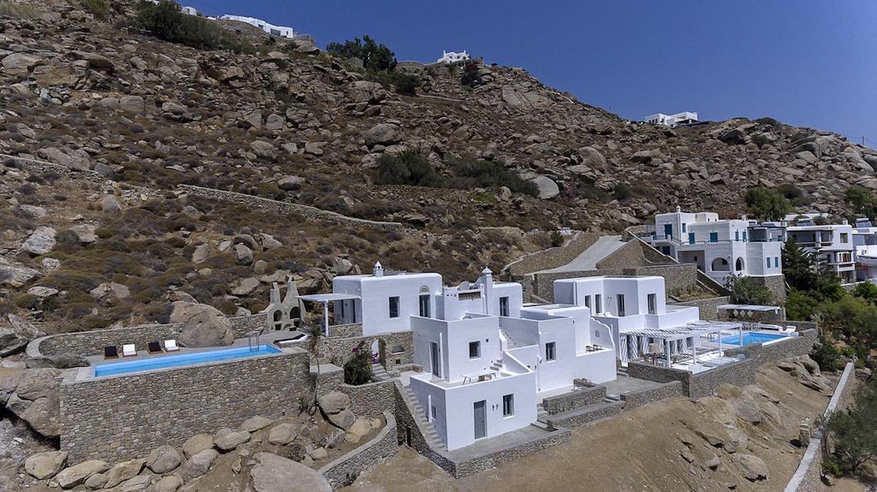 Luxury Villas for Sale in Mykonos, Tourlos