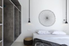 2 Villas at Tourlos Mykonos for sale 34