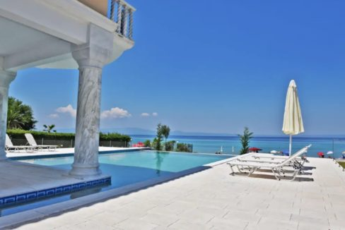 Beachfront Villa at Polychrono, Halkidiki 19