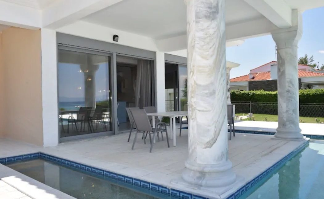 Beachfront Villa at Polychrono, Halkidiki 21