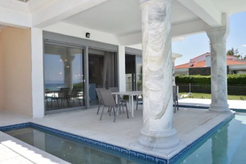 Beachfront Villa at Polychrono, Halkidiki 21