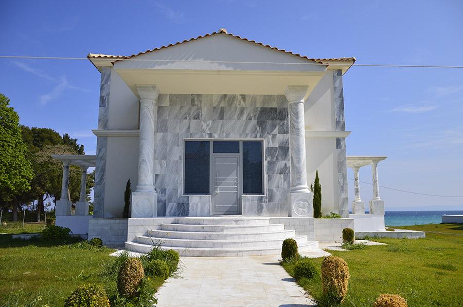 Beachfront Villa at Polychrono, Halkidiki 27