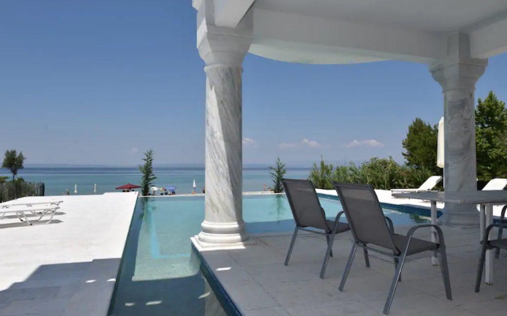 Beachfront Villa at Polychrono, Halkidiki 7