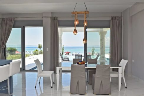 Beachfront Villa at Polychrono, Halkidiki 9