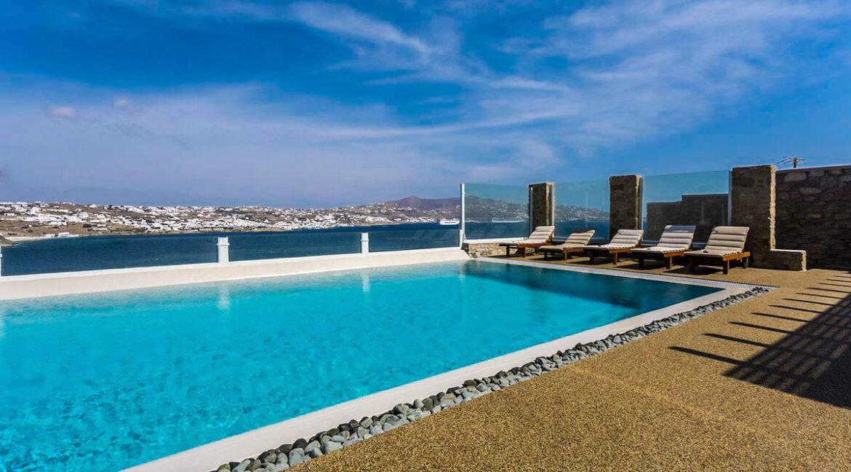 Big Luxury Villa in Mykonos 10