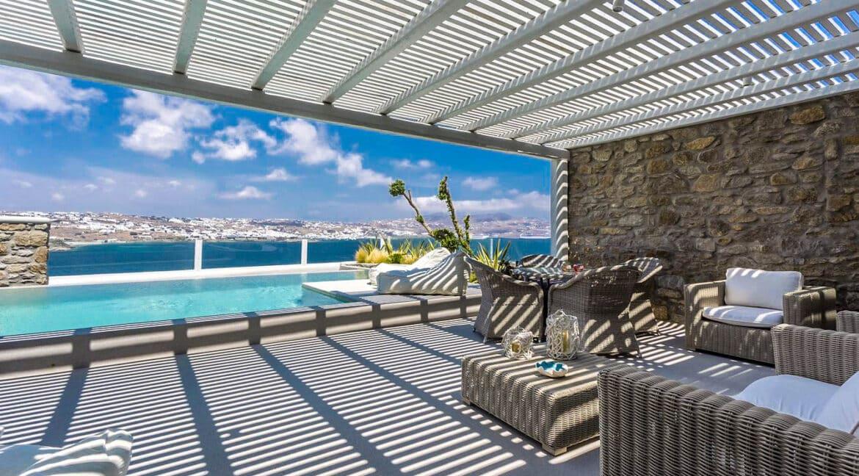 Big Luxury Villa in Mykonos 7
