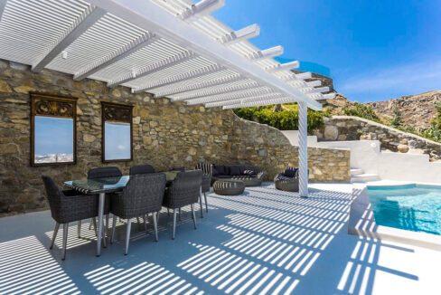 Big Luxury Villa in Mykonos 8