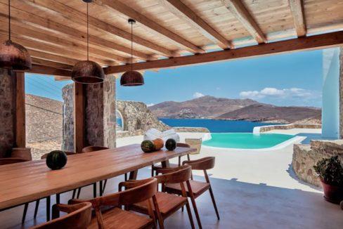 Luxury Seaview, Beachfront Villa Mykonos 11