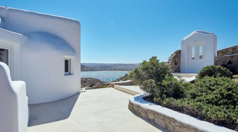 Luxury Seaview, Beachfront Villa Mykonos 2