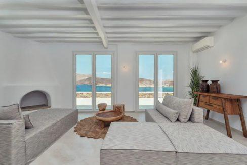 Luxury Seaview, Beachfront Villa Mykonos 23