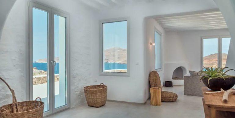 Luxury Seaview, Beachfront Villa Mykonos 25