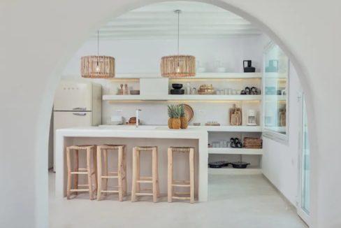 Luxury Seaview, Beachfront Villa Mykonos 26