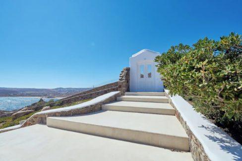 Luxury Seaview, Beachfront Villa Mykonos 3
